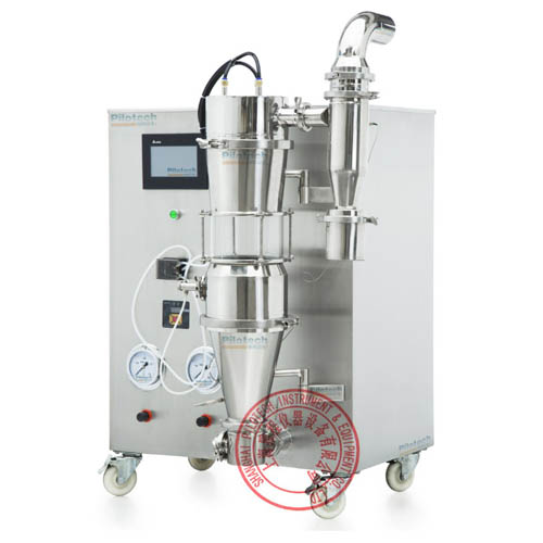 laboratory low temperature spray dryer