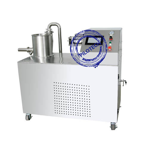 Extrusion spheronization machine